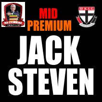 Jack Steven Supercoach 2014