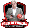 AFL Supercoach Legend Jock Reynolds