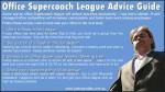 Office Supercoach League Wall Chart
