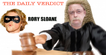 The Daily Verdict – Rory Sloane