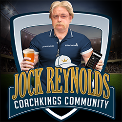 Jock Reynolds Coach Kings