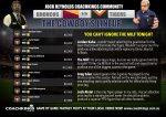 Round 12 NRL CoachKings Lineups