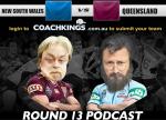 NRL PODCAST – Round 13
