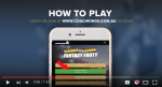 Play at home CoachKings – WCE v ESS entries OPEN: