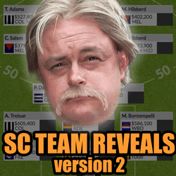SuperCoach 2017 Tam Reveal