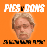 SuperCoach Significance Report: PIES v DONS