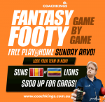 Gold Coast Suns v Brisbane – GAME ON