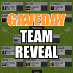 Supercoach 2017 Team Reveal – GAVEDAY