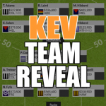 Supercoach 2017 Team Reveal – KEV