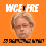 SuperCoach Significance Report: WCE v FRE
