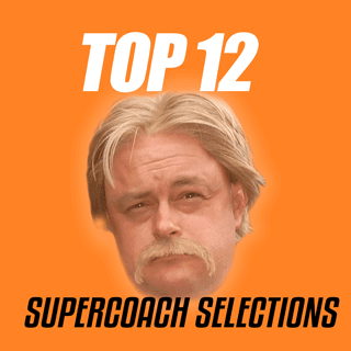 Top 12 SuperCoach 2017 Selections