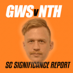 SuperCoach Significance Report: GWS v NTH