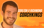 CoachKings Preview: Carlton v Richmond