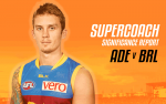 SuperCoach Significance Report: ADE v BRL