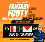 CoachKings Sunday Session: STK v SYD