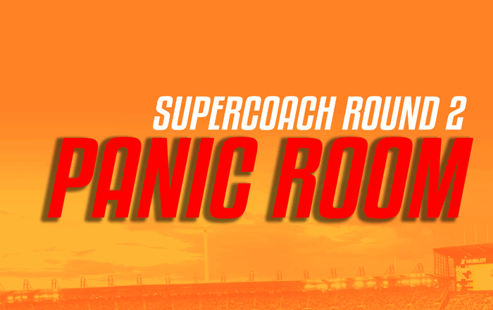 SuperCoach Panic Room