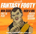Brisbane v Richmond: Jock's CoachKings play-at-home lineup
