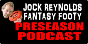 Supercoach and Dreamteam Fantasy Podcast