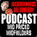 Supercoach mid priced midfielders