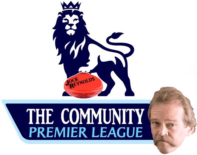 Jock Premier League Logo