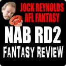 NAB round 2 review supercoach