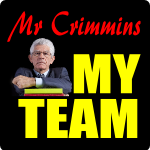 crimmins supercoach team