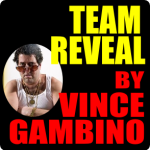 Vince Gambino's Supercoach Team
