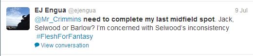 mr crimmins tweet 2