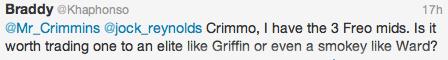 Crimmo tweet 2