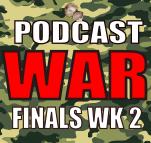 supercoach finals week 2 is WAR