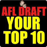 Your AFL Draft top 10
