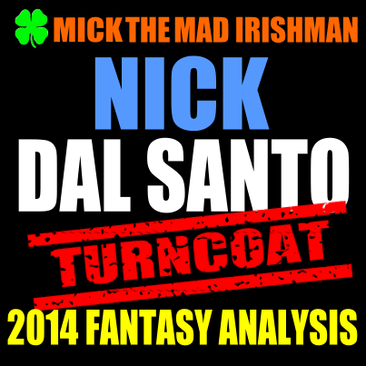 supercoach 2014 Nick DalSanto